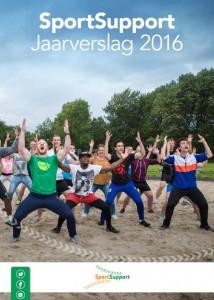Cover jaarverslag 2016