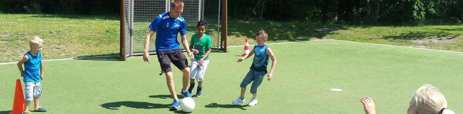 Sportmix: naschools sporten en bewegen voor kinderen in Velsen!