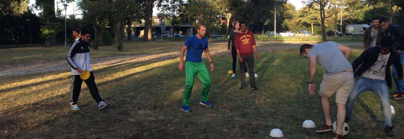 Sport en bewegen als onderdeel van opvoeding