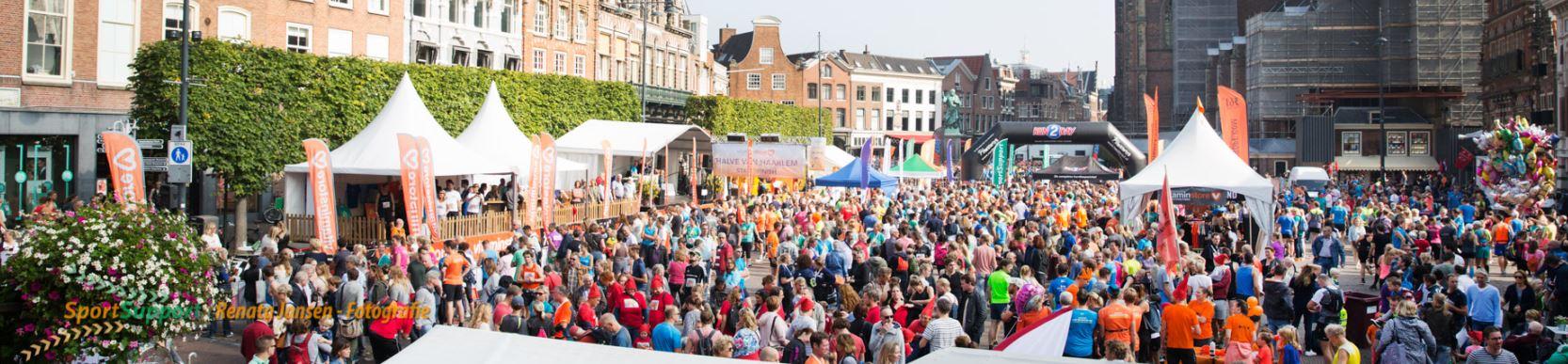 33e editie Vitaminstore Halve van Haarlem, een nazomers hardloopfeest