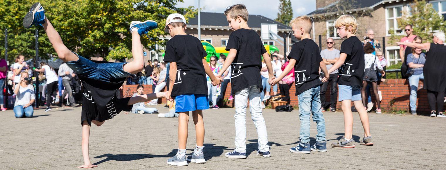 Dansvereniging DSG ondertekend verklaring 'Gelijke Behandeling in de Sport'