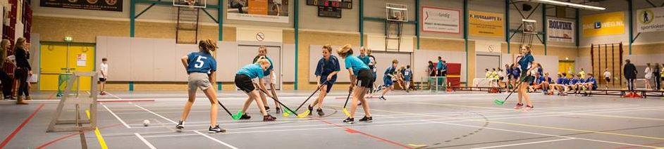 Dynamische schoolsporttoernooien voor het voorgezet onderwijs