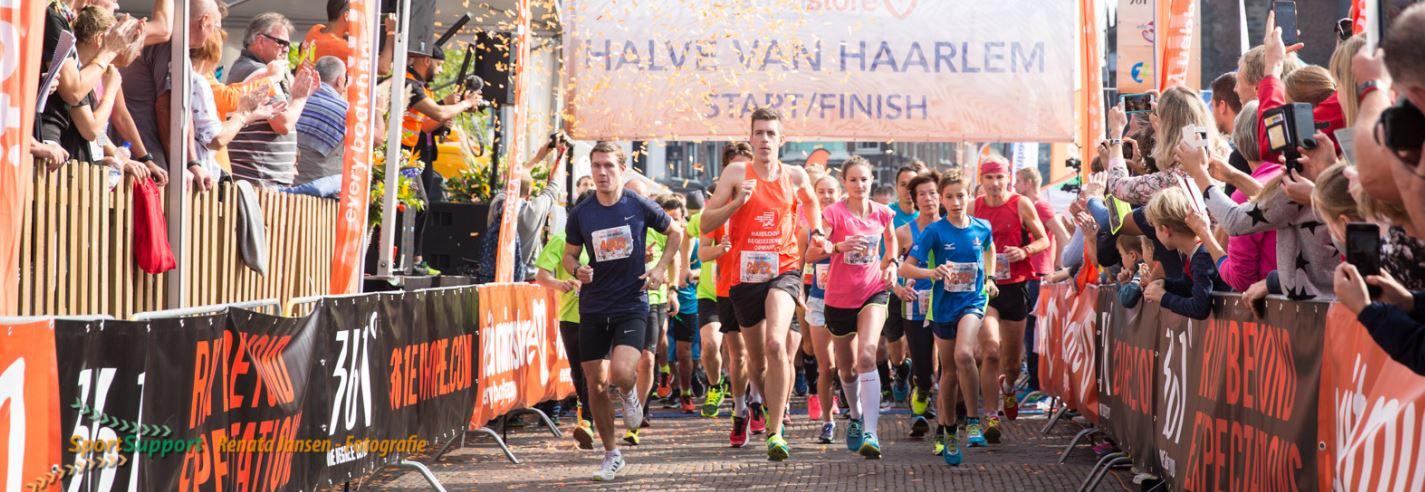 Haarlem heeft  wel heel speciale sportomgeving