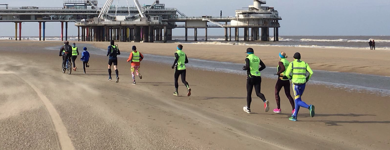 Monsterlijke editie Scheveningen Zandvoort Marathon
