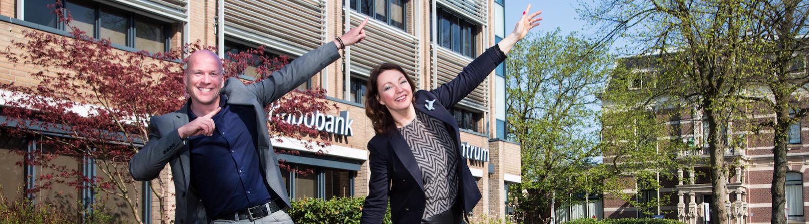 Rabobank Haarlem partner Olympische Dag Haarlem 2018