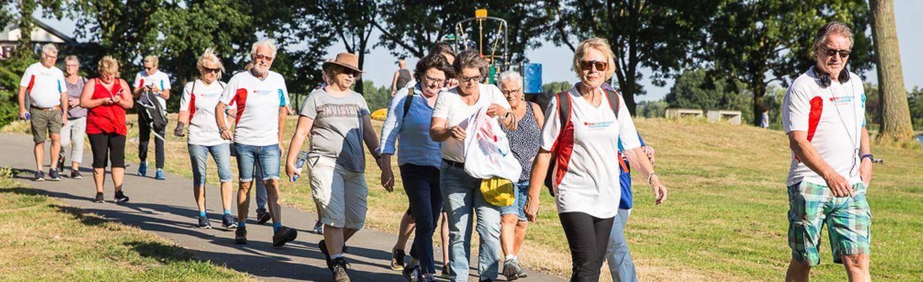 Doe mee aan de Nationale Diabetes Challenge en wandel mee naar meer gezondheid