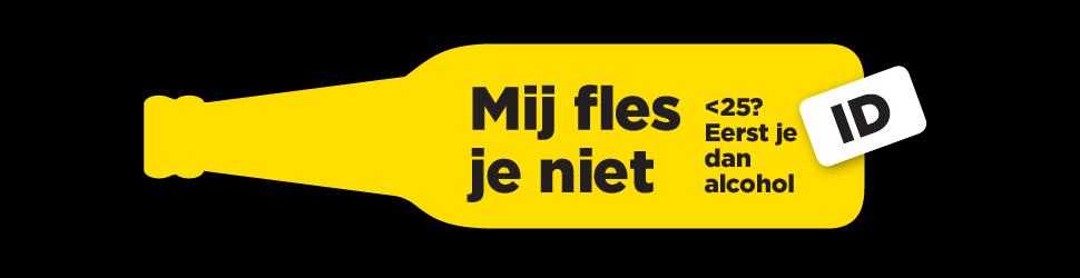 Haarlemse sportverenigingen starten campagne 'Eerst je ID, dan alcohol'