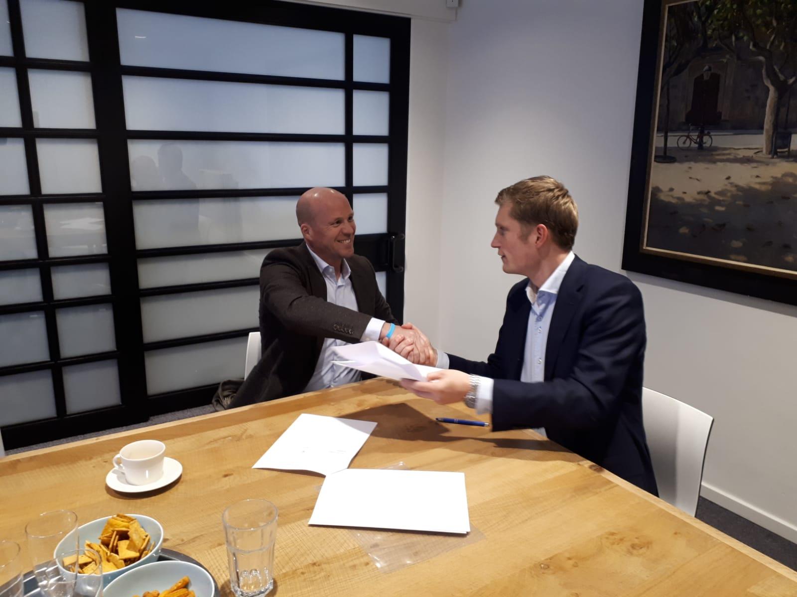 Nieuwe samenwerking tussen SportSupport en Spectrum Advocaten