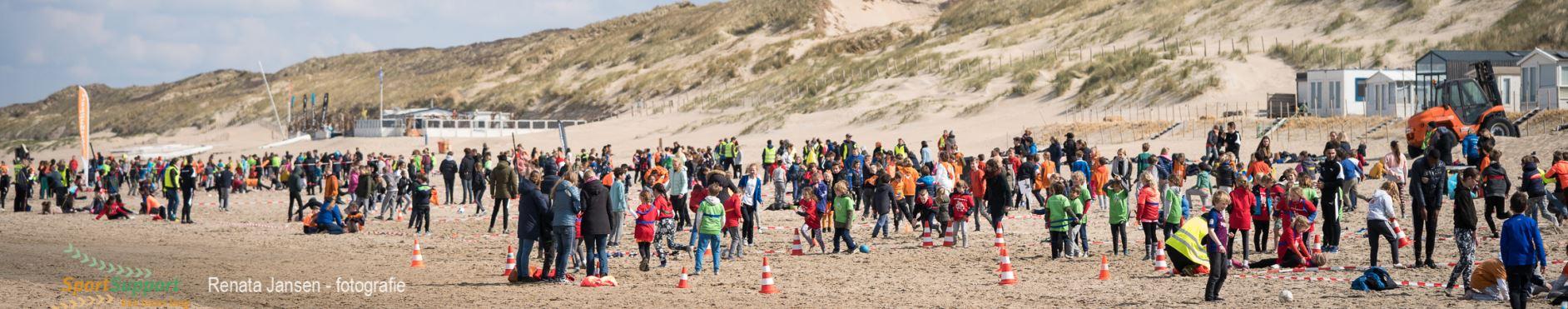 Een record aantal kinderen bij de Koningsspelen in Bloemendaal