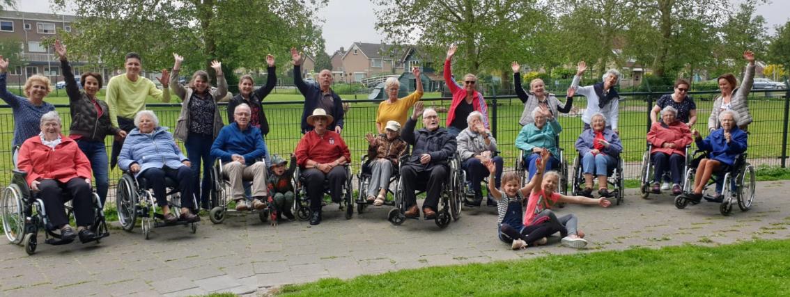 Hillegomse senioren in beweging