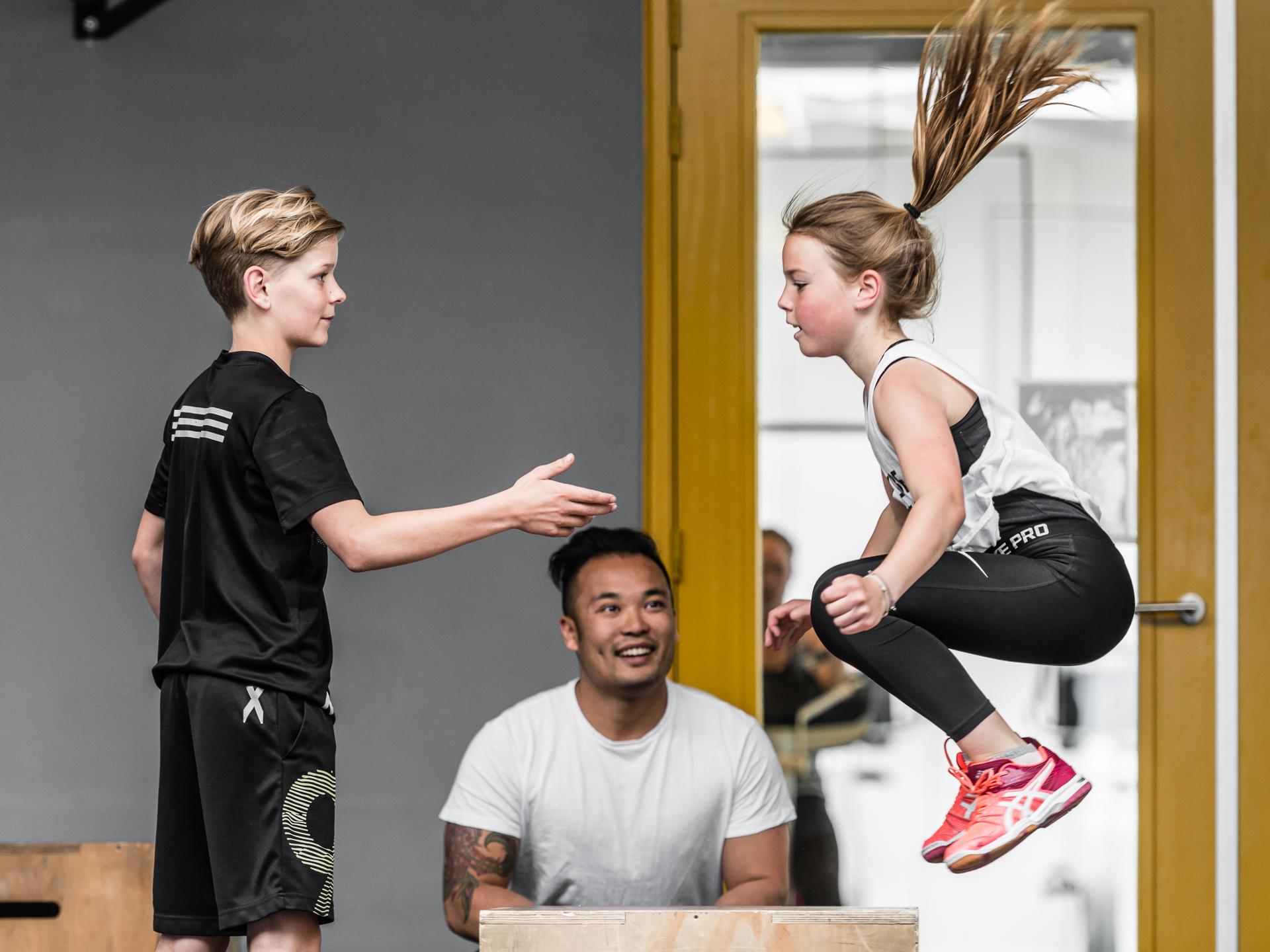 CrossFit en kickboksen met de JeugdSportPas