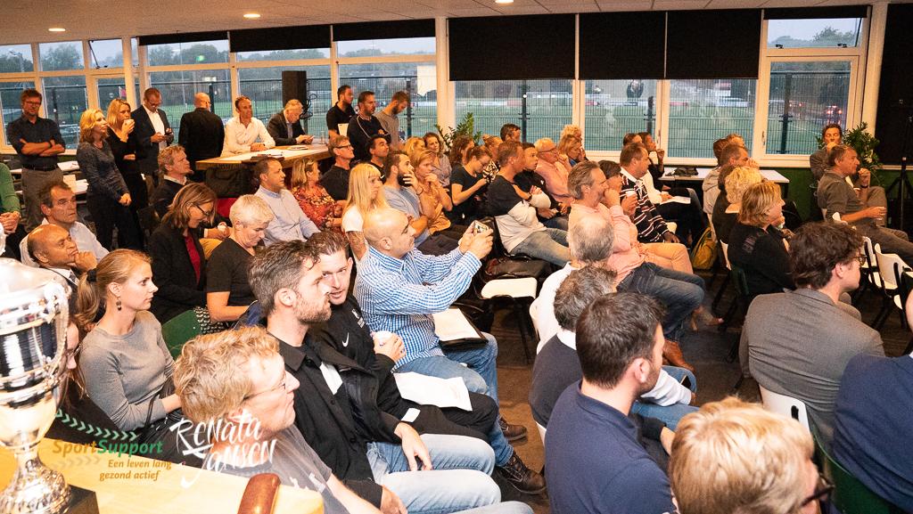 Enthousiaste conferentie Haarlems Sportakkoord