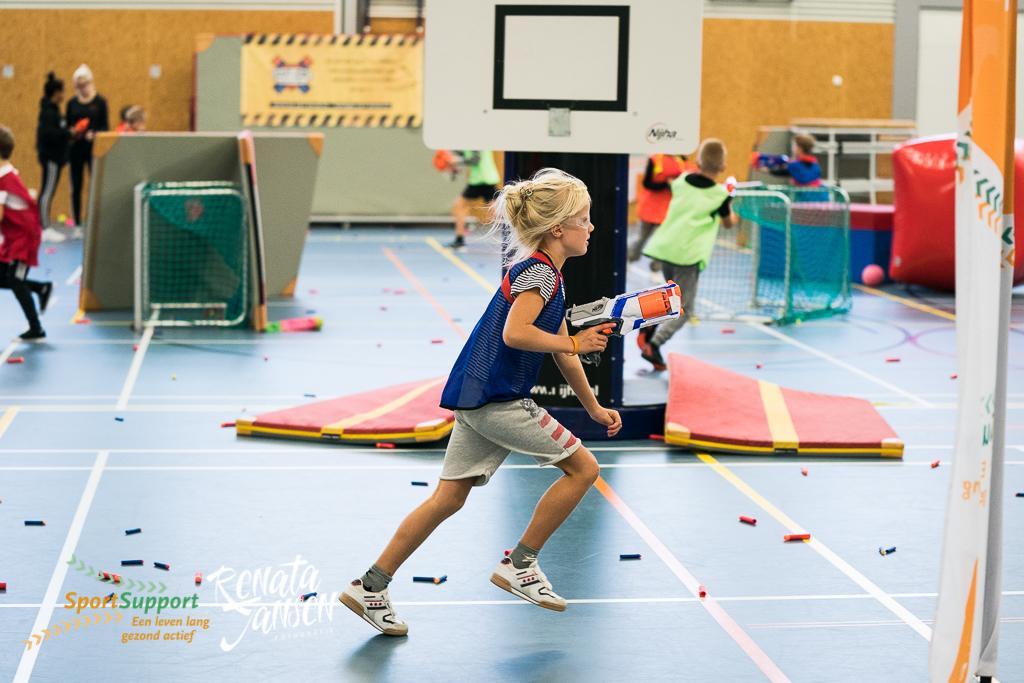 SportSupport Team Velsen stemt beweegaanbod succesvol af op jeugd