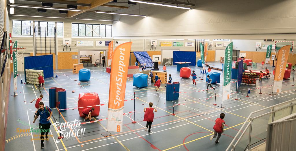 Real-Life Fortnite in sporthal Zeewijk