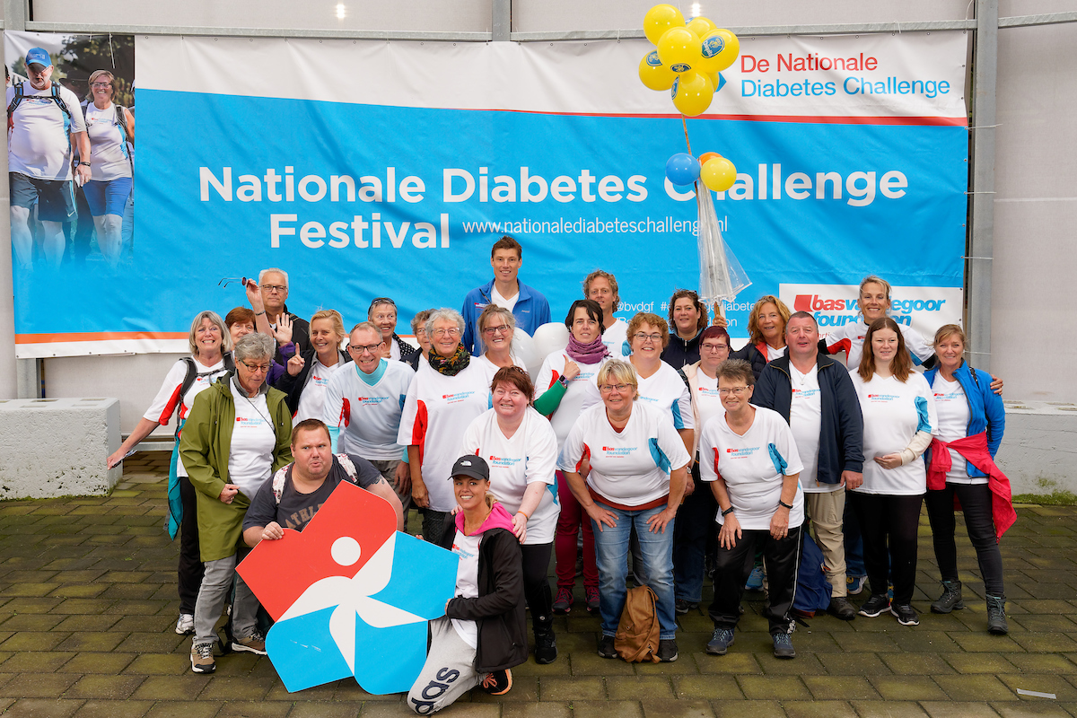 KEER DIABETES II OM!