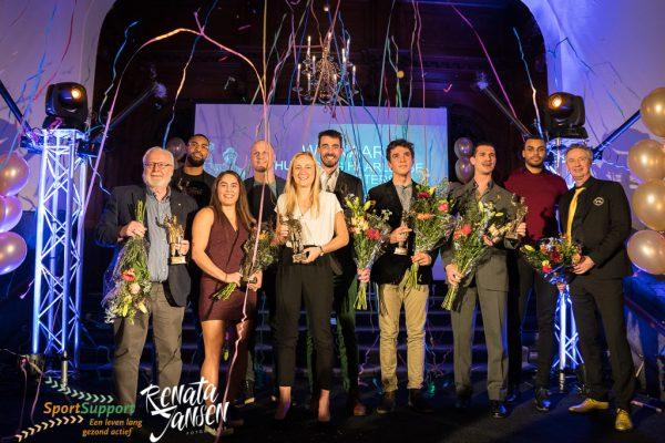 Finale Huldiging Haarlemse Topsporters 2019