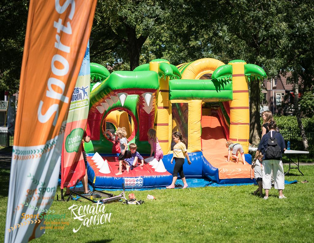 De SportSupport Zomertour komt naar je toe deze zomer!