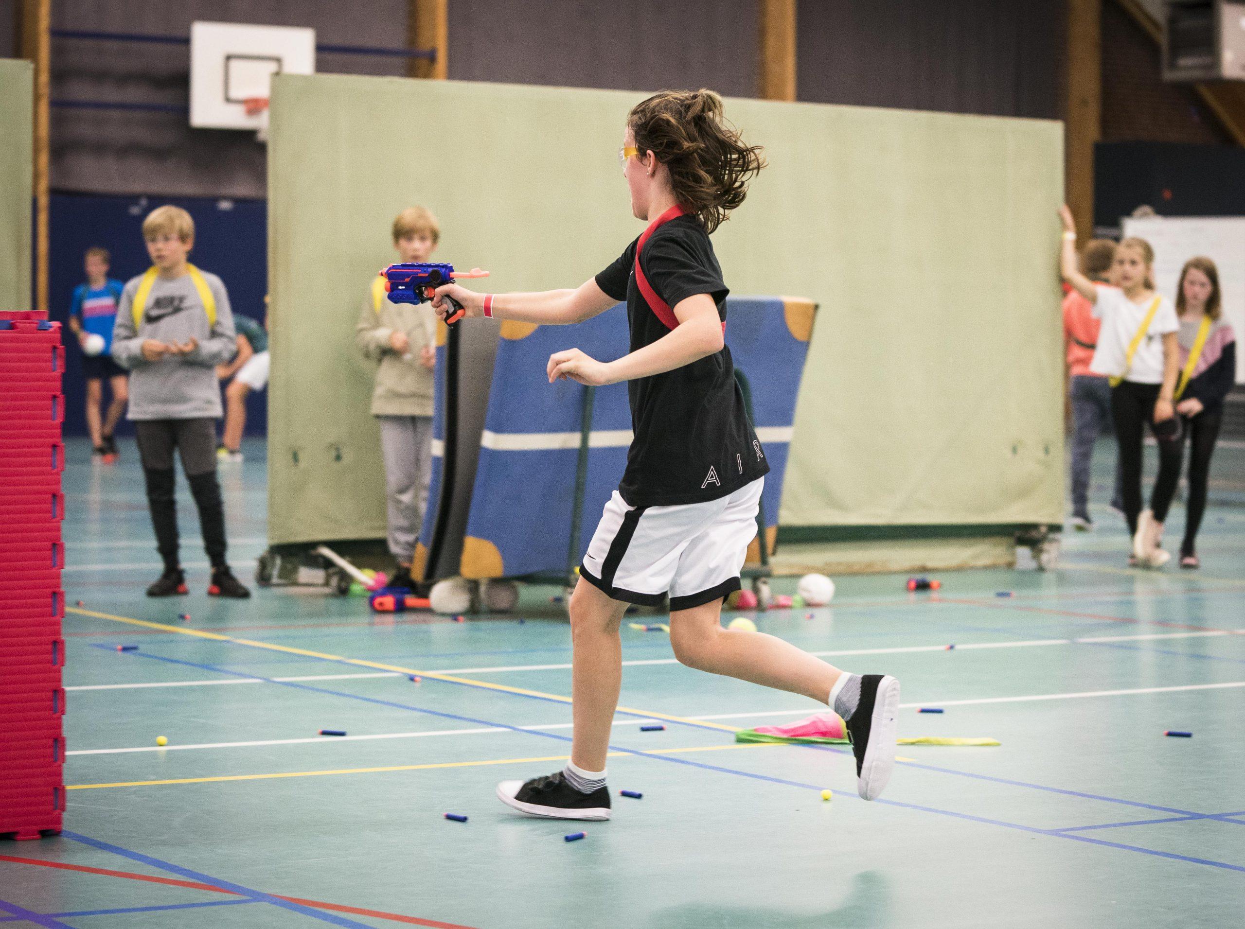 Spannende battles bij SportNite in Bloemendaal