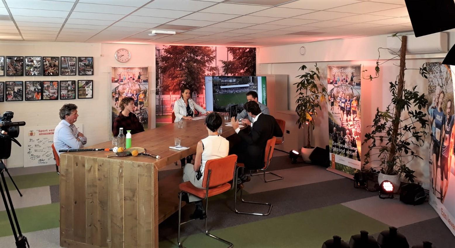 Online Politiek Sportcafé