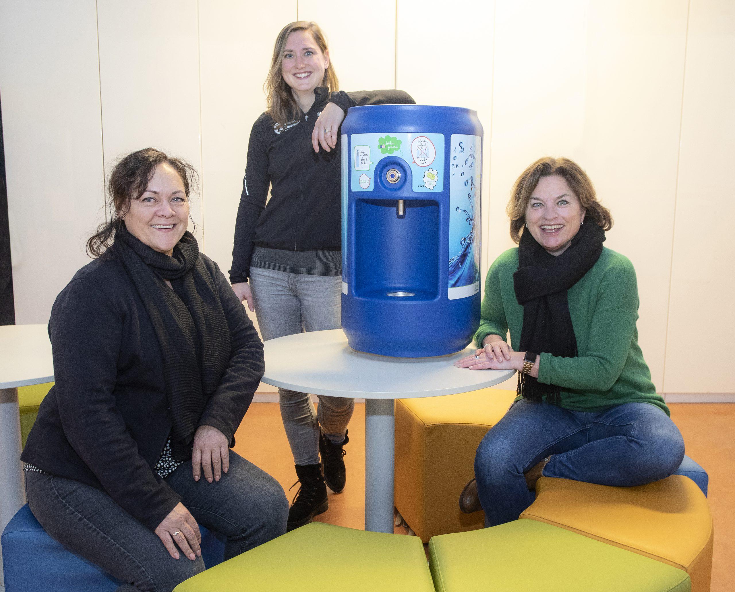 Aandacht voor zuiver drinkwater in Boerhaavewijk